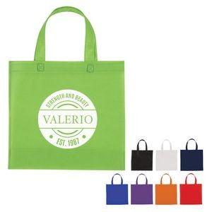 Non-Woven Mini Brochure Tote Bag