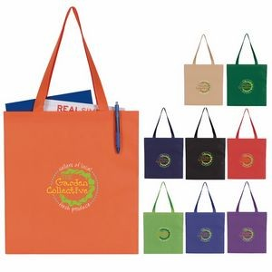 Good Value® Non-Woven Budget Tote Bag